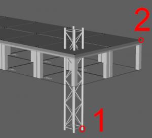 Move truss